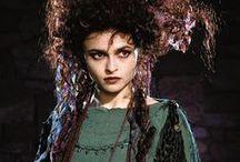 Queen Helena / Helena Bonham Carter