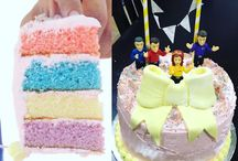 Emma wiggle cake