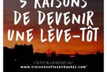 Trois nenettes en basket / Trois nenettes en basket, ce sont trois copines fan de course à pied, de sport et de cuisine. C'est le blog qui fait bouger les filles, et les garçons !