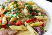 Just Delish / These recipes are perfect for the every day meal! / by Amy Williams