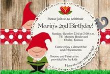 MARIN'S 2ND BIRTHDAY IDEAS
