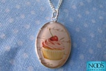 Artistic Inspiration / My focus is usually jewelry but anything goes, really. I love art and crafting! / by Suzie Ridler