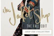 Fashion Marketing Inspiration / by Betsy Stepler