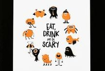 Halloween Holiday Ideas, Recipes and Printables