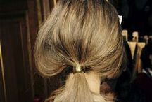 Cute and Easy Hairdos / by Kalyn Bergeron