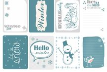 Project Life Printables / by Claude Campeau