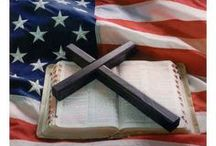 Bibles and Crosses / by Kay Elmore