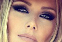 Beauty / Inspirações e ideias para make-up e cabelos... Produtos maravilhosos. Beleza.