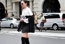 Streetstyle / by Fashionscene
