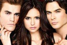 The vampire diaries ;) / My favorite  serie