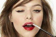 Make up / aqui estão os makes que mais gosto e mais ousados possíveis !