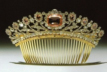 """Mane"" Event / Things to put in your hair: mostly combs, but also pins, tiaras, headdresses, etc. / by Donna Hirsch"