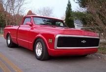 classic cars & trucks