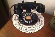 Telephones / by Kay Elmore