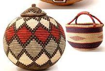 Basketry & Woven Art / by Donna Hirsch