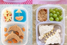 bento lunches / by Jessica Christian