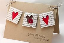Valentine's Day Cards / V Day Cards I like / by Nancy Pullia