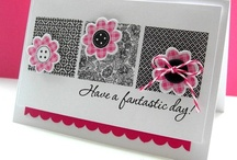 Birthday/Thank You Cards / Great ideas for bday cards / by Nancy Pullia