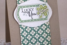 St. Patrick's Day Cards / by Nancy Pullia