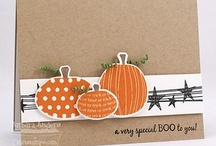 Halloween Cards/Tags/Printables / by Nancy Pullia