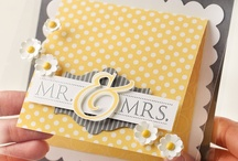 Engagement/Wedding Cards / by Nancy Pullia
