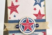 Patriotic Cards / by Nancy Pullia