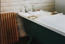 Bathing spaces