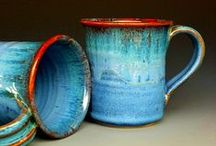 POTTERY / pottery that is functional, art or decorative. I get some of my wood turning inspiration from the shapes of pottery designs.
