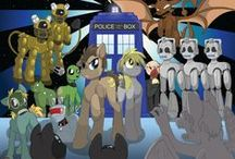 Doctor Who love for all / by Devi Sisk