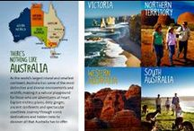 Australia Travel Plus New Zealand & the South Pacific / From the must-see city destinations of Sydney, Melbourne and Brisbane, to the idyllic beaches of the Great Barrier Reef to the desolate Outback, Australia's diversity brings captivating experiences of all sorts. Since Australia is so far away from the U.S., many take the opportunity to combine Australia and New Zealand in one trip. We hope you enjoy these beautiful pictures from these 2 amazing countries.  http://www.atlastravelweb.com/Destinations/Australia-Tours.html