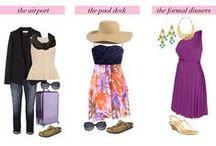 Stylish Traveler / Look fabulous as you travel the globe!