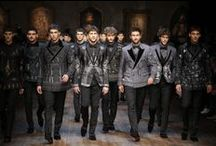 Dolce&Gabbana Men's Winter 2015 / by Dolce & Gabbana