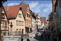 Germany's Calling / This board specializes in #germany #germantravel #traveltips #traveltales