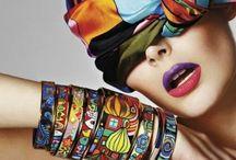 Hermes Style & Scarf Art / Art, fashion, design,  / by Gail Austin