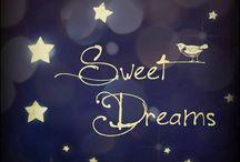 Sweet Dreams!!