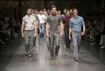 Dolce&Gabbana Spring Summer 2016 Men's Fashion Show / Chinese atmospheres and the Mediterranean tradition of Sicily come together in this Spring-Summer 2016 collection for men.
