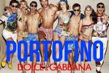 Dolce&Gabbana Portofino limited edition collection / Portofino, with its perfect scenery is set to welcome a Dolce&Gabbana pop up boutique for the month of July. Come and discover the Portofino limited edition collection for women and men in Piazza Martiri dell'Olivetta 7, Portofino (Genova). #DGPortofino / by Dolce & Gabbana
