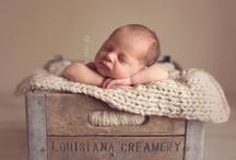 Baby photosession ideas / by Olga Franco