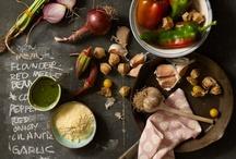 Food styling / by Olga Franco