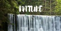 Nature / S'évader avec quelques paysages naturels ! #nature #landscape #paysages