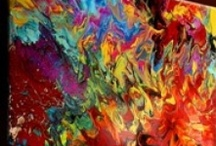 Colors / When i see colors, I become mesmorized... / by Lea Roye Thomas