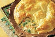 ✩FOODS: Chicken ~ Turkey Recipes / by Diane Davis