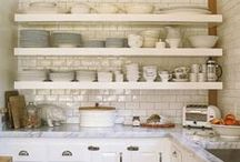 kitchen reverie / dreaming of gourmet kitchen one day...