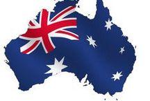 Australia 2 séjours et amoureux / Visite de Sydney, Melbourne et Adelaide. J'espère une autre séjour , vite. Les gens la-bas sont en majorité incroyablement sympathique, respectueux, accueillants, c'est un des secrets de se sentir si bien dans ce pays.,  Je crois que j'irai vivre a Melbourne pour ma retraite :-) / by Unique Steph