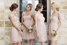 Bridesmaid Dresses / Whether you're looking for that classic and sleek long bridesmaid gown or the latest cocktail-length bridesmaid dress, Best for Bride bridesmaid collection has a wide selection of the latest designs and styles.  www.bestforbride.com/bridesmaids.html