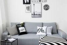 """Wohnideen: Wohnzimmer & Wohnung einrichten / """"My home ist my castle."""", Damit Du das auf jeden Fall behaupten, kannst liefern wir Dir hier Inspiration rund um das Thema Wohnideen und Leben. Kreative Wandgestaltung, schöne Wohnaccessoires oder die schönsten Möbel. Wie Du deine Wohnung einrichtest - hier Tipps alles rund ums Thema schöner Wohnen und Wohnzimmer einrichten."""