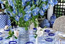 Blue by you!