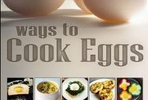 ✩FOOD: Eggs ~ Eggs ~ Eggs...