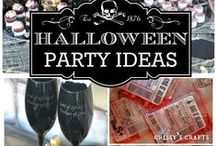 Halloween Party / halloween party supplies, halloween party decorations, halloween party ideas, vegan halloween food, halloween costume ideas, halloween party favors, halloween balloons, halloween table setting, halloween table displays, halloween cups, halloween garland, halloween lanterns, halloween cocktails, halloween food, halloween drinks, halloween cakes, halloween cupcakes, halloween food and drink