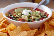 Soups / by Andrea Bentley
